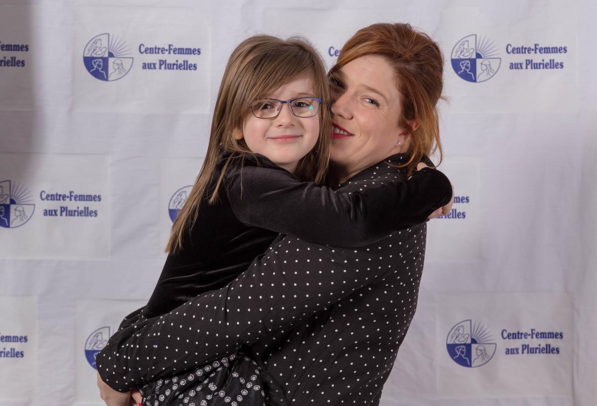 Alexandra et Emmanuelle